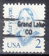USA Precancel Vorausentwertung Preo, Locals Colorado, Grand Lake 843 - Vereinigte Staaten