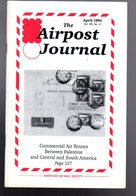 Usa / The Airport Journal 1994 : Commercial Air Route Between Palestine And America Central Et South - Magazines: Subscriptions