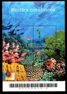 BRESIL. N°2774-7 De 2002. Fonds Marins/Hippocampe/Etoile De Mer/Poissons. - Meereswelt