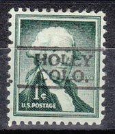 USA Precancel Vorausentwertung Preo, Locals Colorado, Holly 728 - Vereinigte Staaten