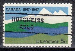 USA Precancel Vorausentwertung Preo, Locals Colorado, Hotchkiss L-1 TS - Vereinigte Staaten