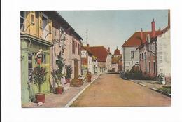 Montbozon Rue De La Gare 1942 - Vesoul