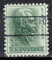 USA Precancel Vorausentwertung Preo, Locals Colorado, Ignacio 818 - Vereinigte Staaten