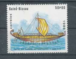 Aciens Voiliers - Guinée-Bissau