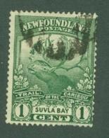 Newfoundland: 1919   Newfoundland Contingent   SG130     1c  [Perf: 14 X 13.9]    Used - 1908-1947