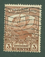 Newfoundland: 1919   Newfoundland Contingent   SG132     3c  [Perf: 14 X 13.9]    Used - Newfoundland