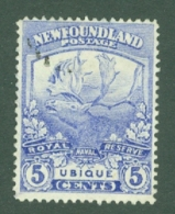 Newfoundland: 1919   Newfoundland Contingent   SG134     5c  [Perf: 14 X 13.9]    Used - Newfoundland