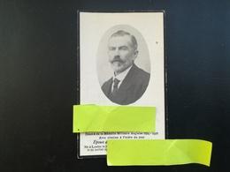 IN MEMORIAM UN RÉSIDENT DE LUSTIN DÉCORÉ DE LA MÉDAILLE ANGLAISE GUERRE 1914 - 1918 BELGIQUE - Religione & Esoterismo