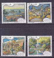 ITALIE, N° 1696 /1699,Acitrezza,Capri,Merano,San Benedetto ,  Neuf**, ( W1904/058F) - 1946-.. République