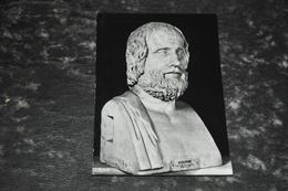 5135   ROMA, MUSEI CAPITOLINI, EURIPIDE - Musei