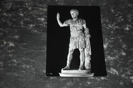 5136   ROMA, MUSEI CAPITOLINI, STATUA LORICATA DI MARCO AURELIO - Musei