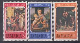 1969 - Natale - TRACCIA DI LINGUELLA - Giamaica (1962-...)