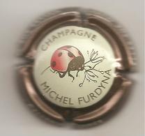Capsule  FURDYNA  Michel  N° 44o - Champagne