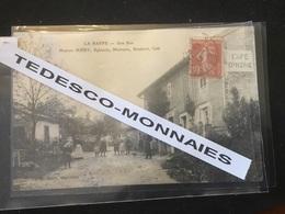 La Baffe Une Rue Maison Medy épicerie ,mercerie,broderie,café - France
