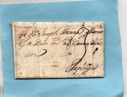1749-L.A.C. De GIRONA à PERPIGNAN écrite En Catalan. - Poststempel (Briefe)