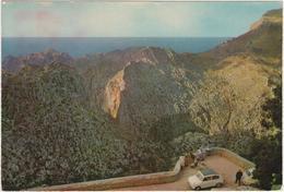 Mallorca - Torrente De Pareis Mirador De S\'Entreforc  - & Old Cars - Palma De Mallorca
