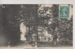 CPA-02-Aisne- Château De ROUPY- Le Parc- - Autres Communes