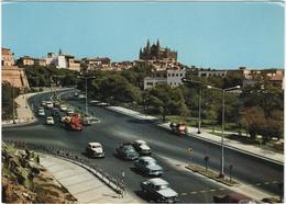 Palma De Mallorca - & Old Cars - Palma De Mallorca