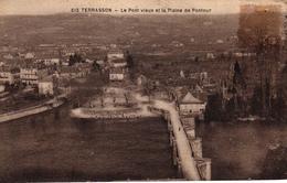 TERRASSON - LE PONT VIEUX ET LA PLAINE DE PONTOUR - Autres Communes