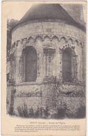 02 - TRUCY (Aisne) - Abside De L'Eglise - 1904 - Altri Comuni