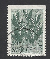Schweden, 1968, Michel-Nr. 611 Do, Gestempelt - Usati