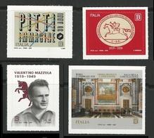 2019 ITALIA - Pitti Immagine - Carta Postale Bollata Del Regno Di Sardegna - V. MAZZOLA - Patti Lateranensi - 6. 1946-.. República