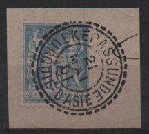 Càd De Kerassunde Turquie D'Asie - Marcophily (detached Stamps)