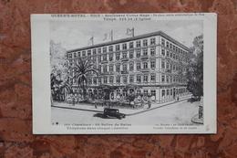 NICE (06) - QUEEN'S HOTEL - BOULEVARD VICTOR-HUGO - EN PLEIN CENTRE ARISTOCRATIQUE DRE - Bar, Alberghi, Ristoranti