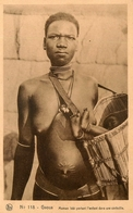 NU Ethnic Ethno - Burkina Faso - Gaoua - Femme Maman Lobl Et Son Enfant - Seins Nus - Nue Nude - Burkina Faso