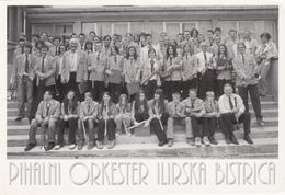PIHALNI ORKESTER ILIRSKA BISTRICA 2006 DESET LET DELOVANJA SLOVENIJA MUSIC - Slovenia