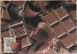 CARTE MAXIMUM - MAXIMUM KARTE - TARJETA MAXIMA - MAXIMUM CARD - PORTUGAL - DU CACAO AU CHOCOLAT -  CHOCOLAT - Francobolli