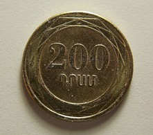 Armenia 200 Dram 2003 Varnished - Armenien