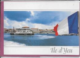 85.- L' ILE D' YEU .- Port Joinville - Ile D'Yeu