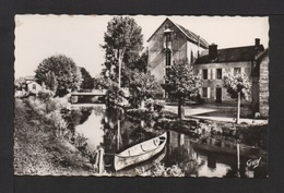 CPSM Pf. Dépt.27. GIVERNY . L' Epte Et Le Moulin . - Francia