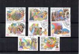 VATICANO 1987 SASSONE S213 USATO - Vatican