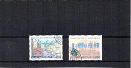 VATICANO 1987 SASSONE S212 USATO - Vatican
