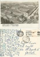 Lonate Pozzolo Varese - Cartolina Pubblicitaria B/n Fonderia Lonatese Bragonzi & C. Usata 30set1940 X Gavirate - Industrie