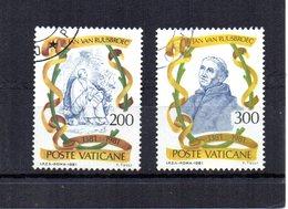 VATICANO 1981 SASSONE S182 USATO - Vatican