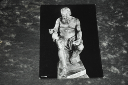 5155   ROMA, MUSEI CAPITOLINI, STATUA DI SILENO - Musea