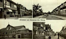 GROETEN UIT DEVENTER WORP - Deventer