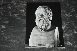 5156   ROMA, MUSEI CAPITOLINI, SOCRATE - Musei