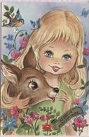 CPM - Fantaisie Illustrée - SCENE ENFANTINE - Edition Lyna - Dessins D'enfants