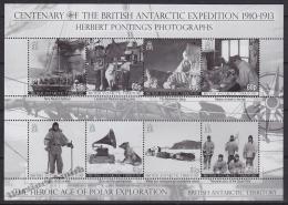 British Antarctic Territory - Antartique Britannique 2010 Yvert 516- 23, British Antarctic Expedition - MNH - Neufs