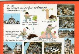 08 TOURTERON - Année 1964 - La Chasse Aux Sangliers Des Ardennes - Frankreich