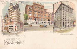 Etats-Unis - Souvenir Of Philadelphia - Philadelphia