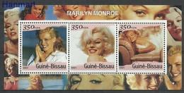 Gwinea Bissau 2001 Mi Dre1923-1925 MNH ( LZS5 GUBdre1923-1925 ) - Guinea-Bissau
