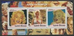 Gwinea Bissau 2001 Mi Dre1920-1922 MNH ( LZS5 GUBdre1920-1922 ) - Guinea-Bissau