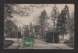 CPA. Dépt.27. LOUVIERS . Square Du Champ De Mars . Château . - Louviers