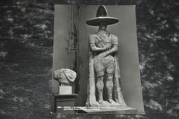 5160   ROMA, MUSEI NAZIONALE ROMANO, GUERRIERO ITALICO DI CAPISTRANO - Musei