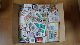 5,1 Kiloware Deutschland Auf Papier - Briefmarken